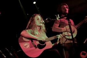 Katherine Priddy - supporting Goodnight Lenin @ Hare & Hounds 11.08.15 / Michelle Martin - Birmingham Review