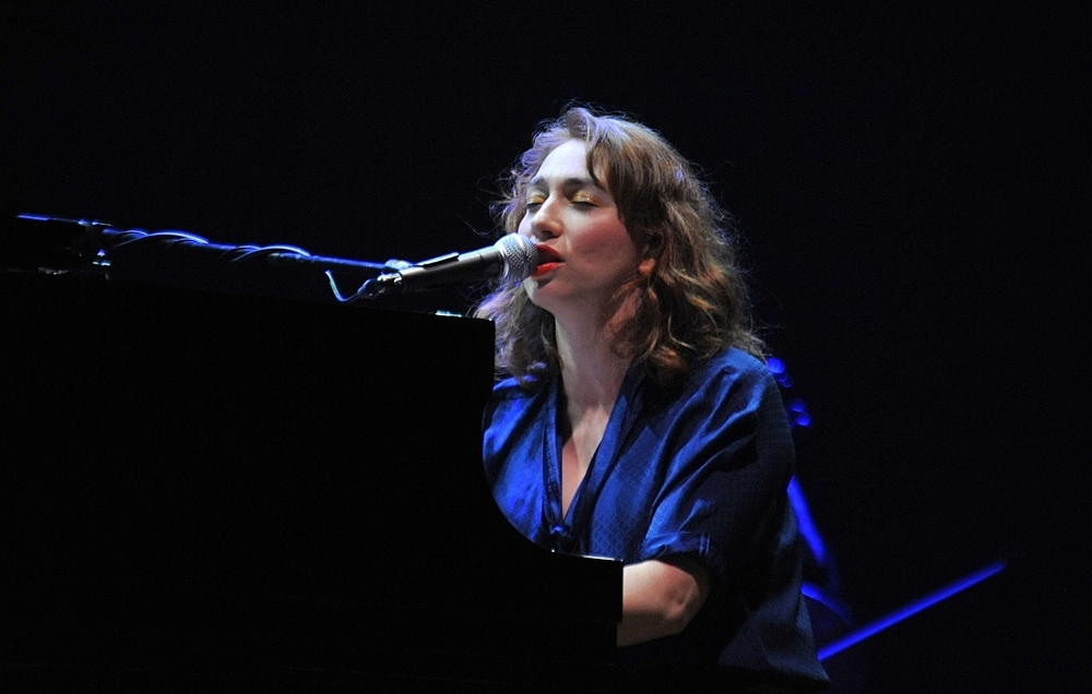 Regina Spektor @ Symphony Hall 05.08.17 / Michelle Martin – taken for Express & Star