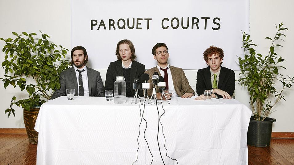 Parquet Courts @ O2 Institute 31.08.17