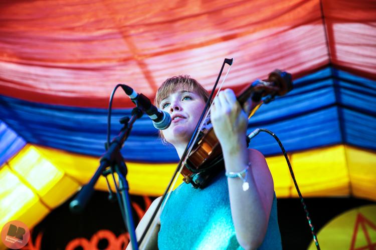Dorcha – Beyond The Tracks @ Eastside Park 17.09.17 / Michelle Martin - Birmingham Review