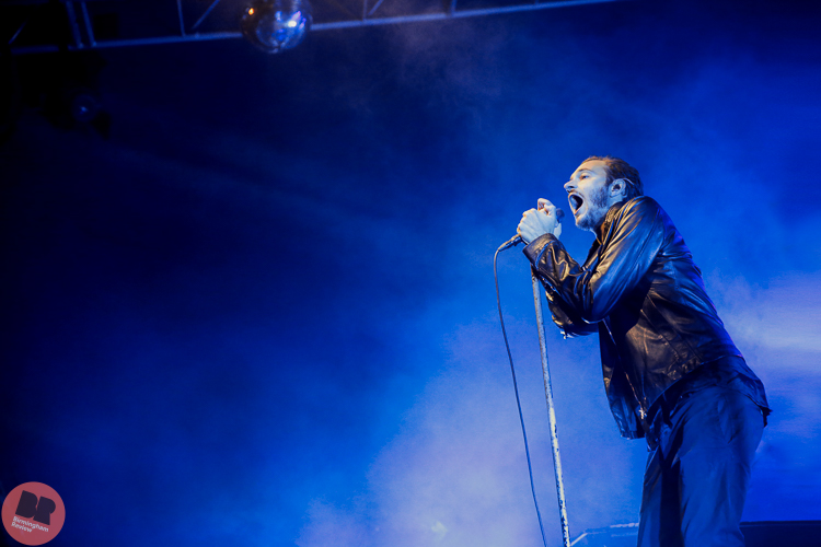 Editors – Beyond The Tracks @ Eastside Park 17.09.17 / Michelle Martin - Birmingham Review