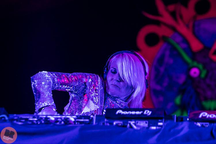Sister Bliss - Beyond The Tracks @ Eastside Park 15.09.17 / Denise Wilson - Birmingham Review