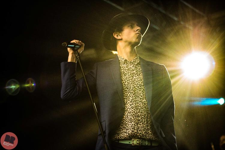 Maxïmo Park - Beyond The Tracks @ Eastside Park 16.09.17 / Eleanor Sutcliffe - Birmingham Review