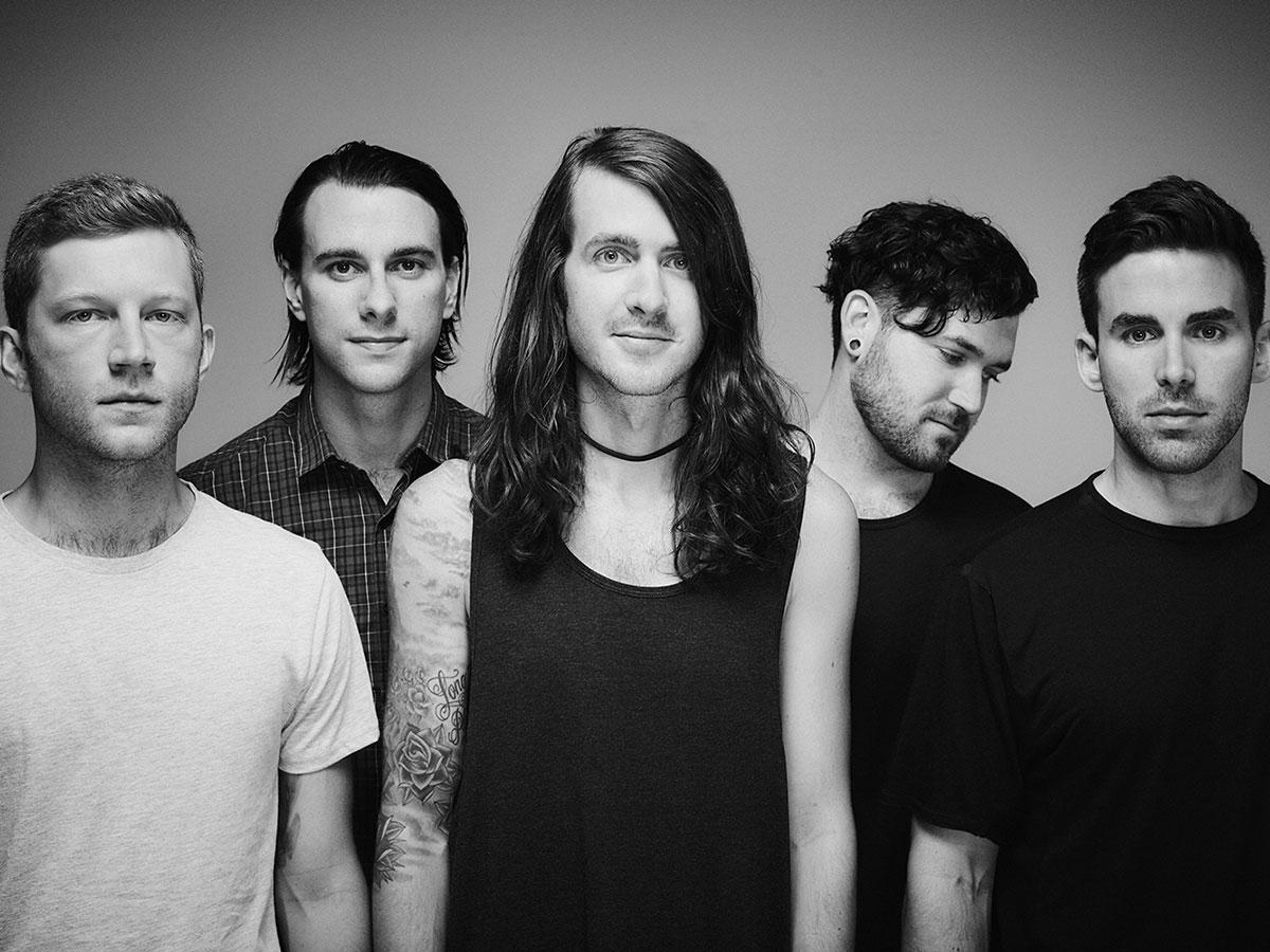BPREVIEW: Mayday Parade - A Lesson in Romantics 10th Anniversary Tour @ O2 Institute 23.09.17