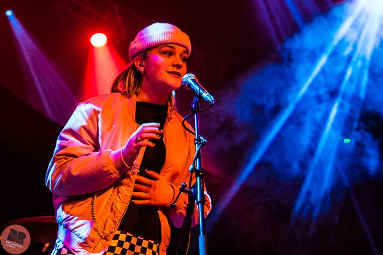 Tyne – supporting PVRIS @ O2 Academy Birmingham 23.11.17 / Eleanor Sutcliffe – Birmingham Review