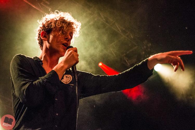 COIN – supporting PVRIS @ O2 Academy Birmingham 23.11.17 / Eleanor Sutcliffe – Birmingham Review