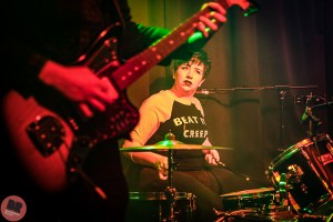 Exotic Pets – supporting Touch My Secret @ Hare and Hounds 06.12.17 / Denise Wilson – Birmingham Review