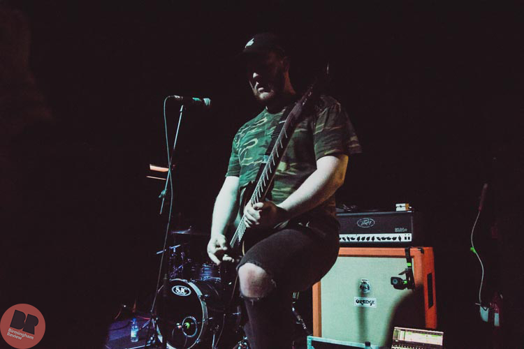 Void of Vision – supporting Miss May I @ Mama Roux's 24.01.18 / Aatish Ramchurn – Birmingham Review