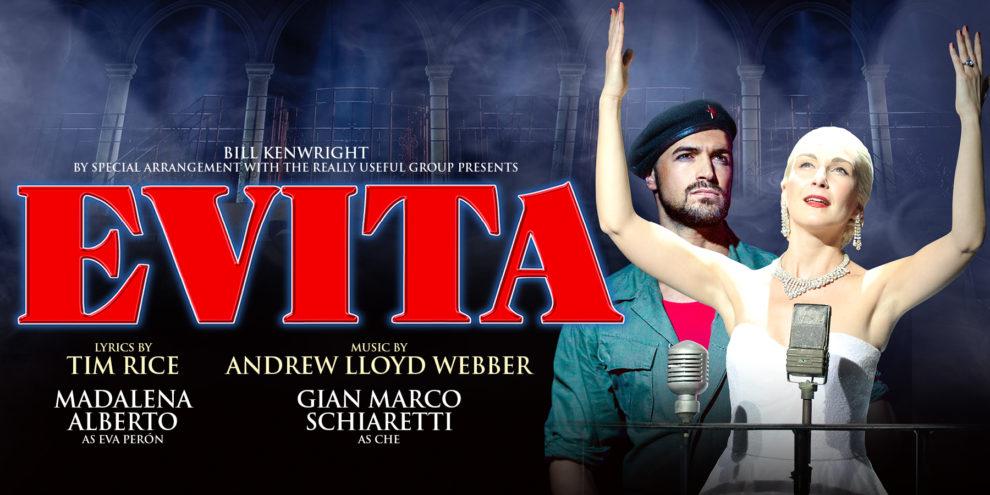 Evita @ Birmingham Hippodrome 20-24.03.18