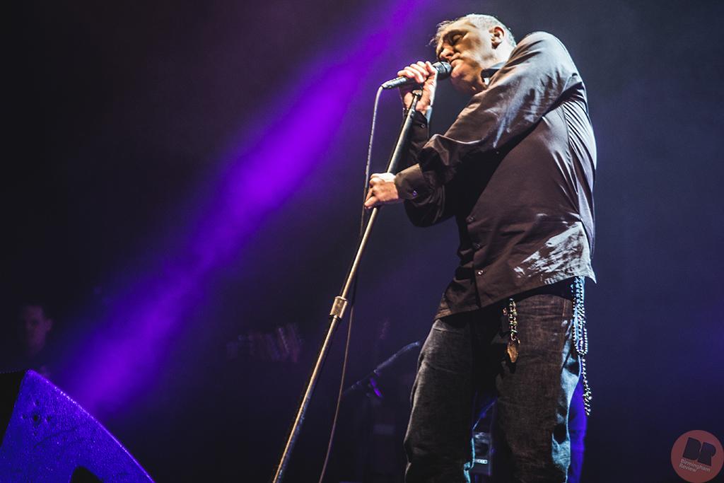 Morrissey @ Genting Arena 27.02.18 / Eleanor Sutcliffe – Birmingham Review