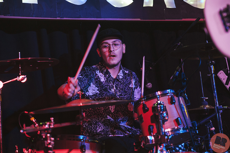 Riscas @ The Castle & Falcon 12.05.18 / Paul Reynolds