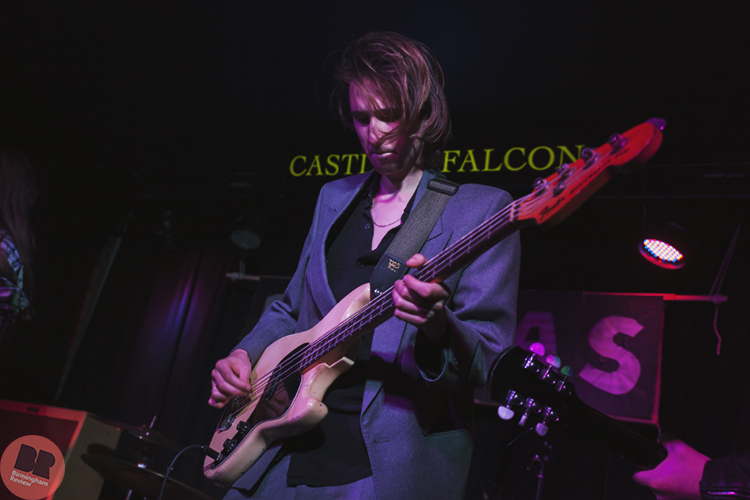 Wolfgang Harte – supporting Riscas @ The Castle & Falcon 12.05.18 / Paul Reynolds