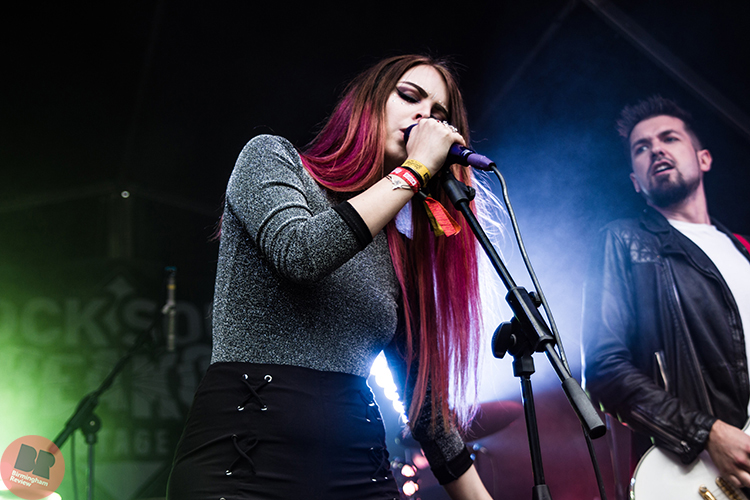 As December Falls @ Slam Dunk Festival 2018 (Midlands) @ NEC 28.05.18 / Eleanor Sutcliffe