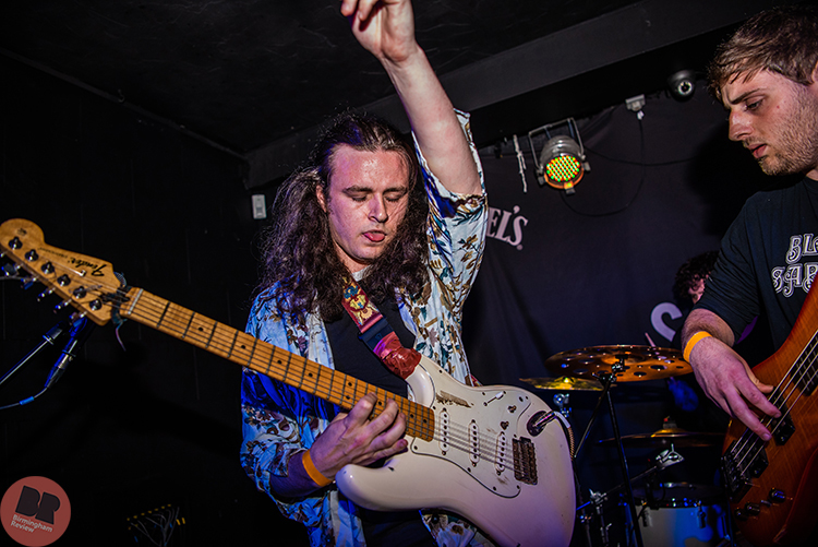 Brain Food – supporting Captain Süün @ The Sunflower Lounge 24.05.18 / Phil Drury