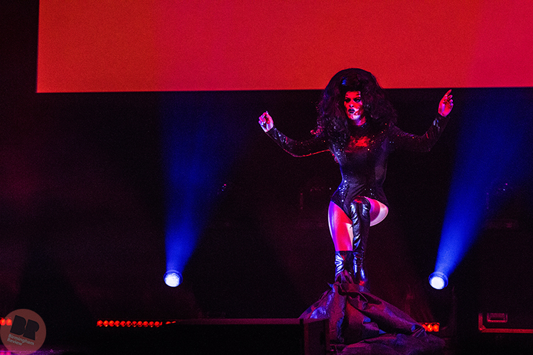 Sharon Needles - RuPaul's Drag Race Werq the World Tour @ Symphony Hall 27.05.18 / Eleanor Sutcliffe