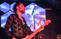 The Taboo Club - supporting The Mothers Earth Experiment @ The Dark Horse 13.07.18 / Ed King