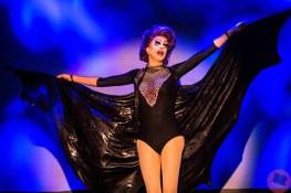 Meth - supporting BenDeLaCrème's Inferno A-Go-Go! @ O2 Academy Birmingham 26.08.18 / Eleanor Sutcliffe