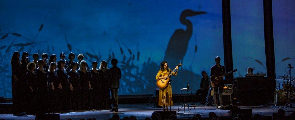 Katie Melua & the Gori Women's Choir @ Bournemouth Pavilion Theatre 28.11.18 / Allan Jones – courtesy of Republic Media