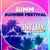 BIMM Summer Festival - poster