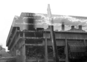 'Sinking', The Valium Machine - Outlander / Richard Lambert