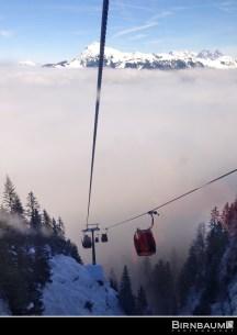 Saíndo da nube