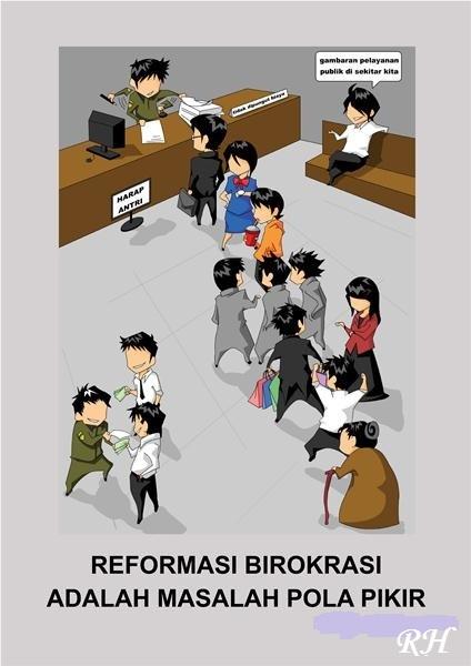 Potret Pelayanan Sektor Publik