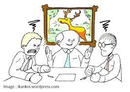 Mengelola Konflik  di Lingkungan Organisasi Sektor Publik