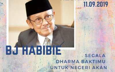 Selamat Jalan Bapak Habibie