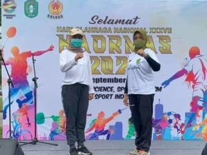 Hari Olahraga Nasional (HAORNAS) ke 37