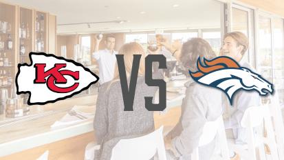 10/17 – Chiefs VS Broncos