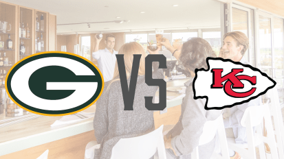 10/27 – Packers VS Chiefs