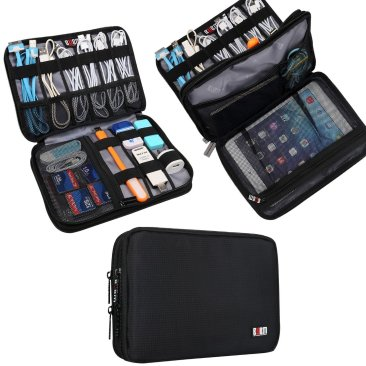 Electronics Organizer Travel Bag