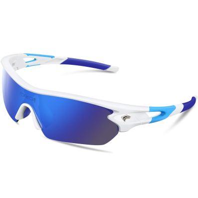 Torege Men's Sports Style Polarized Sunglasses