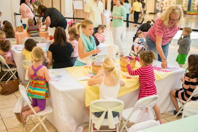 Pottery Barn Kids Easter Event