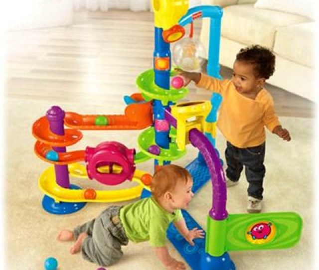There Are Tons Of Toys Available In The Market For  Year Old Kids Toys That The Kids Can Push Around Pull Fill Spill And Do Many Different Physical