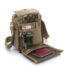 Urmiss Men's Multifunctional Cross Body Side Bag