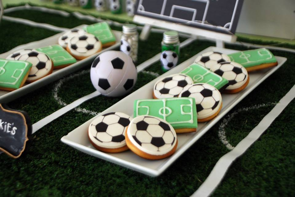 Soccer Themed Birthday Celebration Birthday Party Ideas