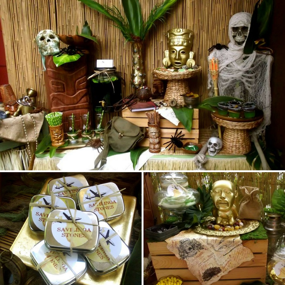 indiana jones theme party for adults