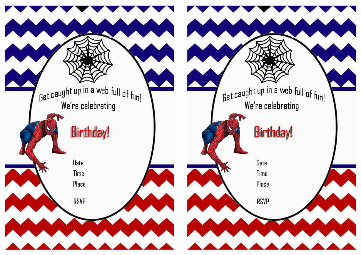 Images About Spiderman Printables