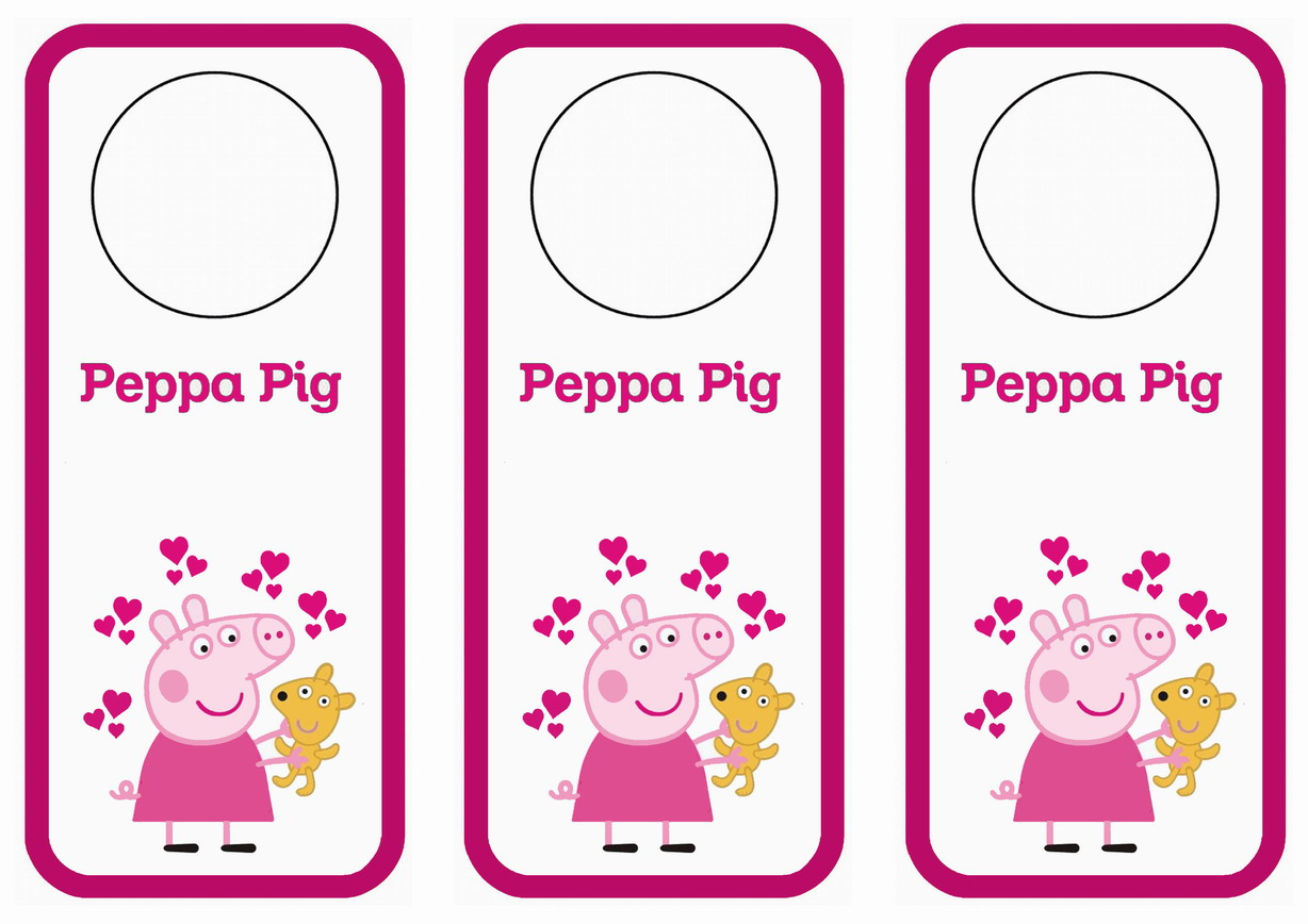Images About Peppa Pig Printables