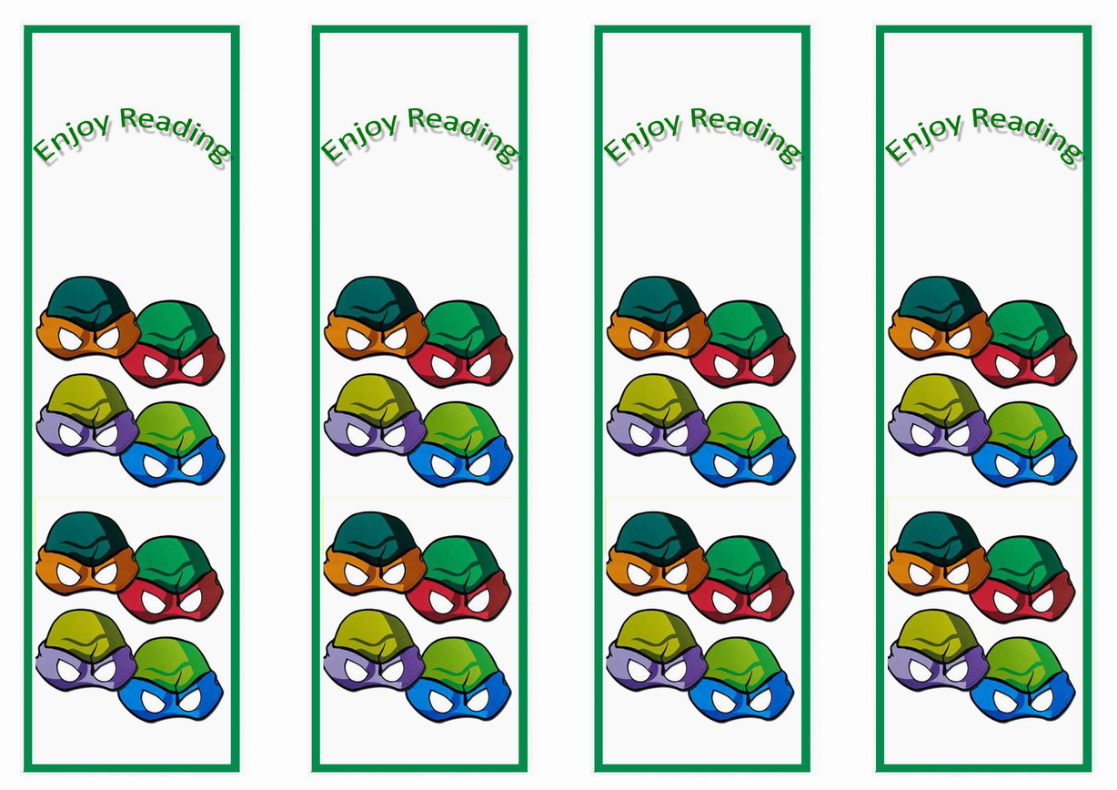 Images About Teenage Mutant Ninja Turtles Printables