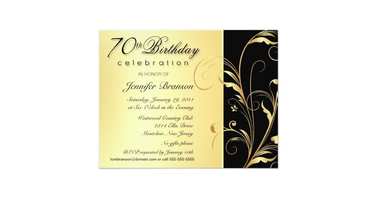 Theme Party Invitations Templates