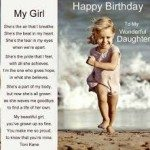 Best Birthday Wishes For Grand Daughter