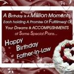 20 Birthday Wishes For Father In Law.