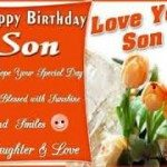 50 Birthday Wishes For Son