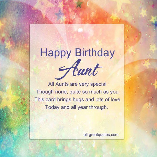 happy birthday anty