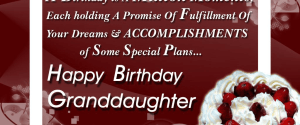 Best Birthday Wishes For Grand DaughterBest Birthday Wishes For Grand Daughter