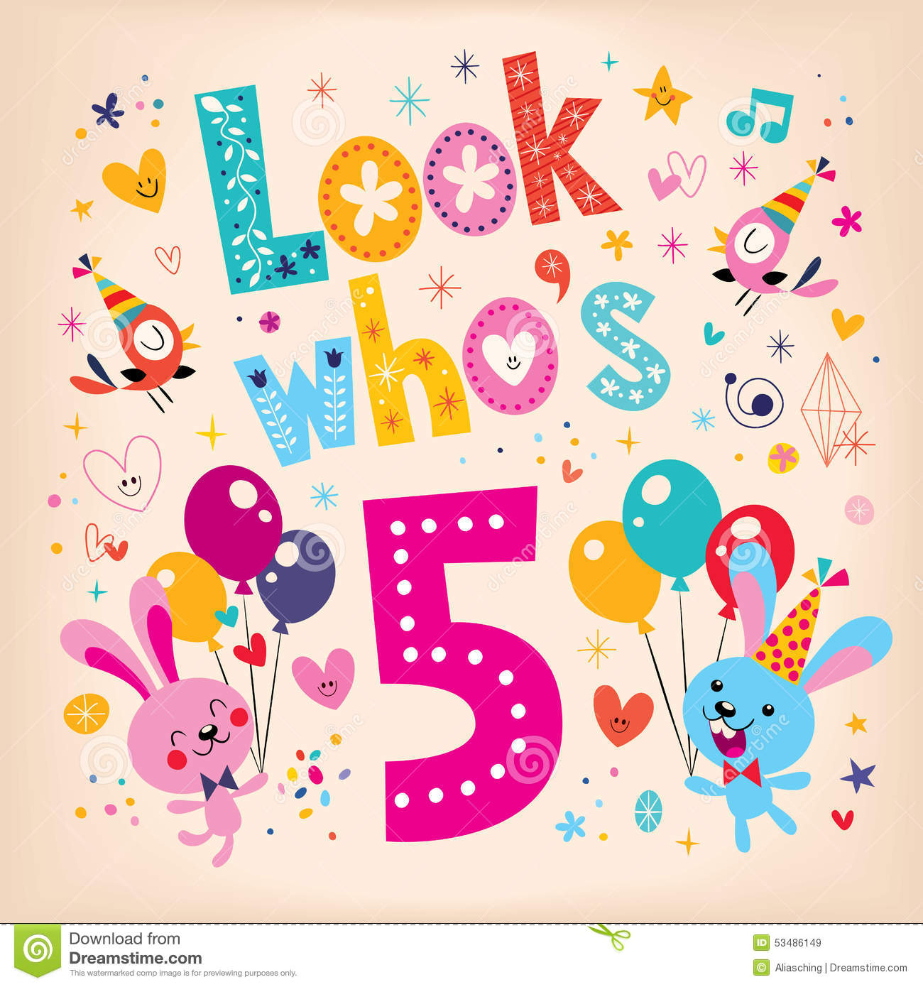 Awosme 5th Birthday Wishes 2016 Birthday Wishes Zone Happy 5th Birthday Wishes For