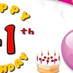 Latest 41st Birthday Wishes |Happy 41th Birthday Wishes and Greetings