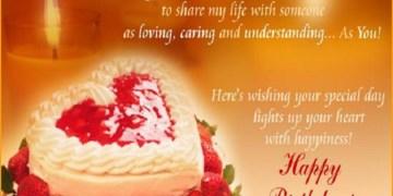 birthday Poem For Love